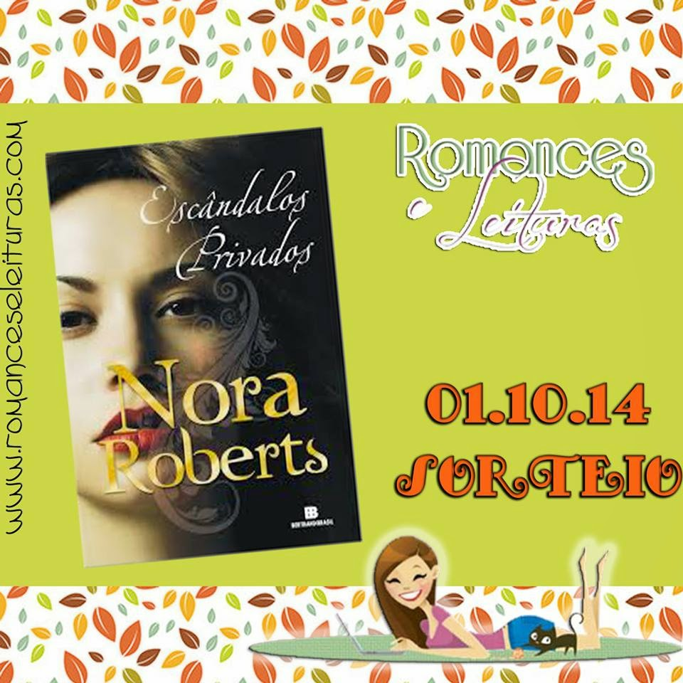 Promoção Nora Roberts