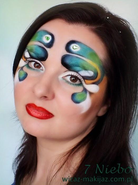 7 Niebo Wizaż Rybnik Makijaż Artystyczny