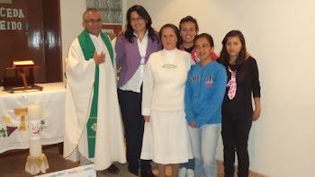 Nuestra 1ª Eucaristía como Aspirantes