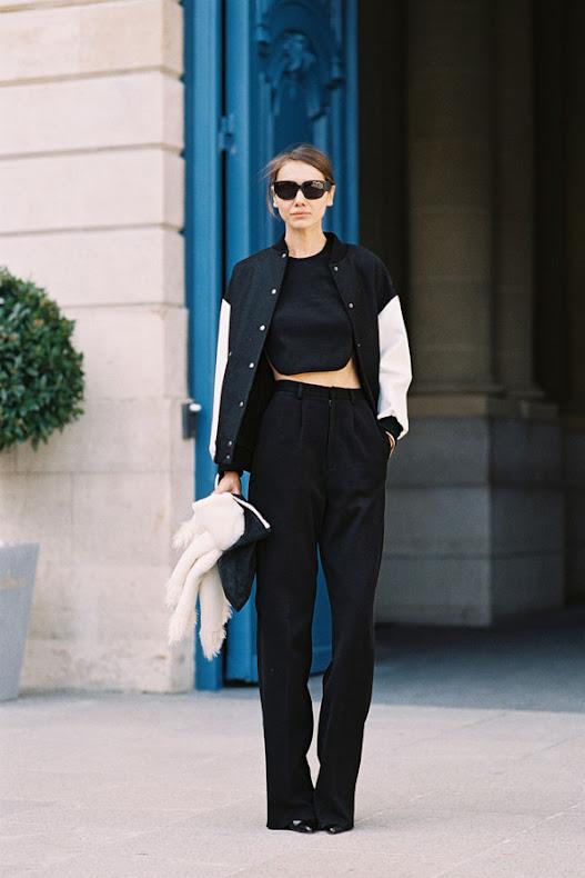 Vanessa Jackman: Paris Fashion Week AW 2014.Valentina