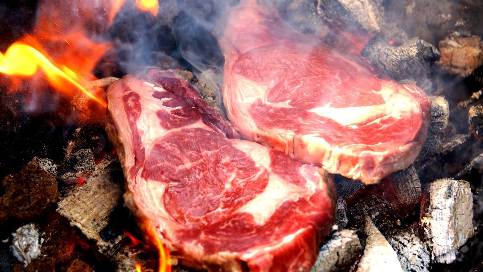 caveman steak