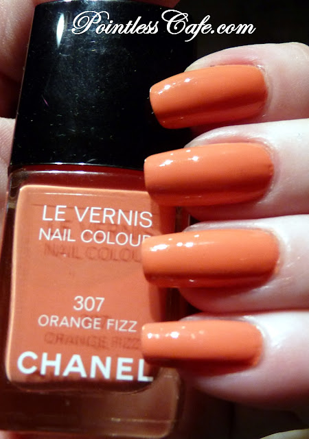 Chanel Orange Fizz