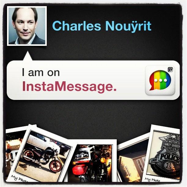 chat instagram