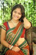 New actress Haritha glamorous stills-thumbnail-1