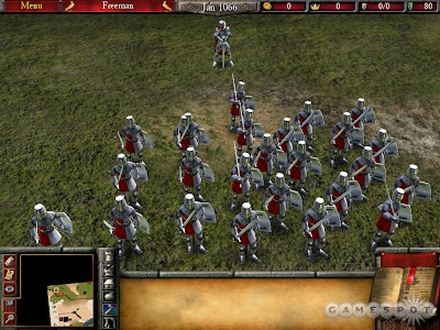Stronghold 2 Game Screenshots