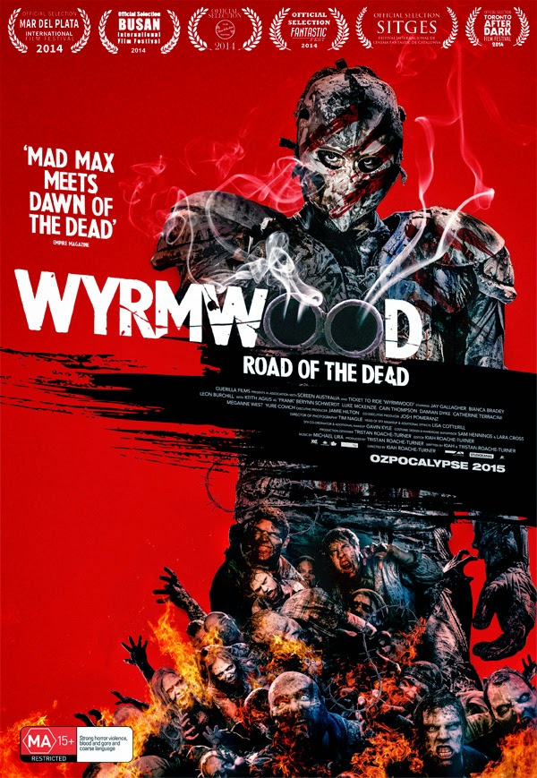 Wyrmwood : zombies en mode Mad Max