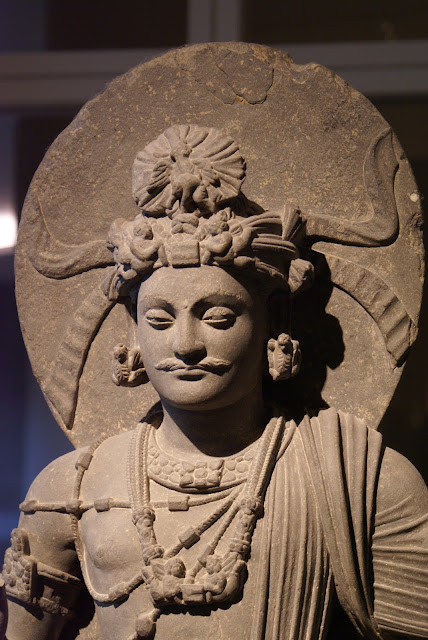 sculpture du Gandhara