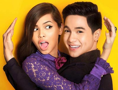 Startattle.com - aldub yes preview magazine picture poster together yaya dub maine mendoza alden richards 20 million offer valentines day concert araneta coliseum joed serrano love team event gma projects endorsement deals