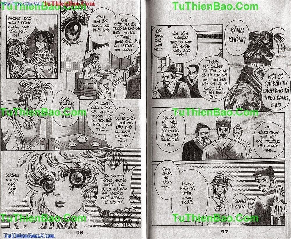 Công Chúa Nam Yên Chapter 15 - Trang 47