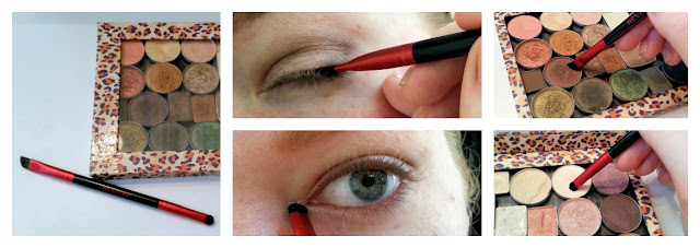 Revlon Double-Ended Smokey Eye Brush