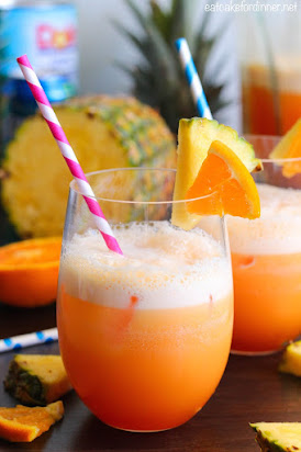 Orange Pineapple Punch