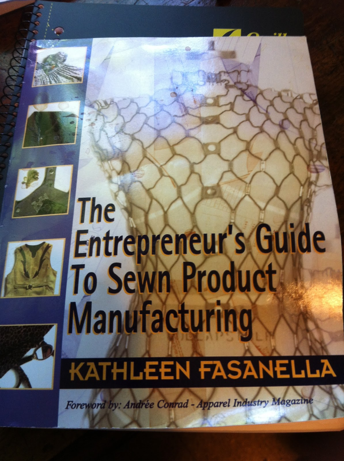 entrepreneur guide to sewn product manufacturing
