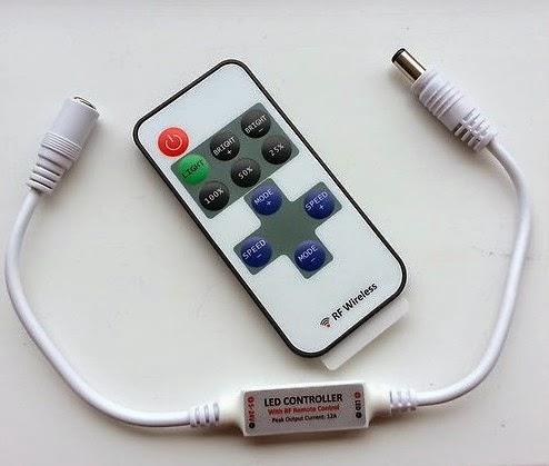 telecomando strip led