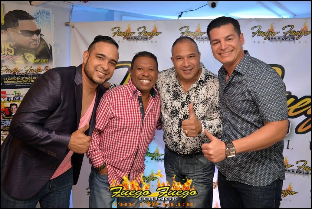 DOMINGOS DEL KAN & EL EXPRESO SALSERO 9/18/16