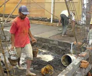 Kebiasaan orang membangun di perumahan kpr-btn