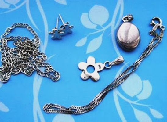 Handmade by Amo'r, Ireland: How to Clean Silver Jewellery ...