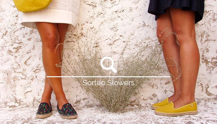 alpargatas de colores, zapatos mediterraneo