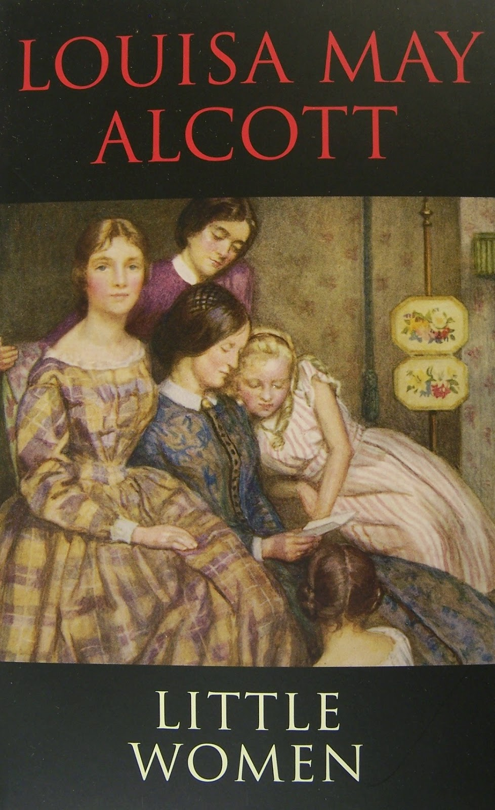 conflict in louisa may alcotts little women Selected bibliography on louisa may alcott tomboyism and adolescent conflict: the myths and facts of louisa alcott's march family in little women.