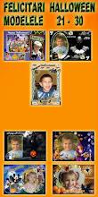 Felicitari  Halloween  Modeleel  21-30