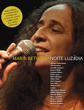 Download – Maria Bethânia – Noite Luzidia – DVDRip AVI + RMVB