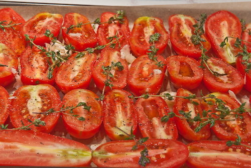 ... Well - My Health Master: Easy and Quick Herb Roasted Tomatoes Recipe