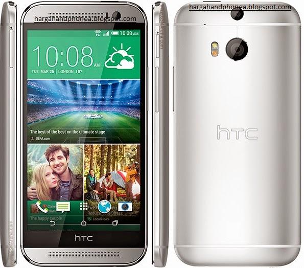 Harga HTC One (M8) dan Spesifikasi Lengkap