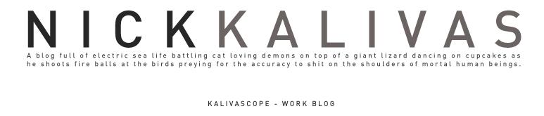 Nick Kalivas