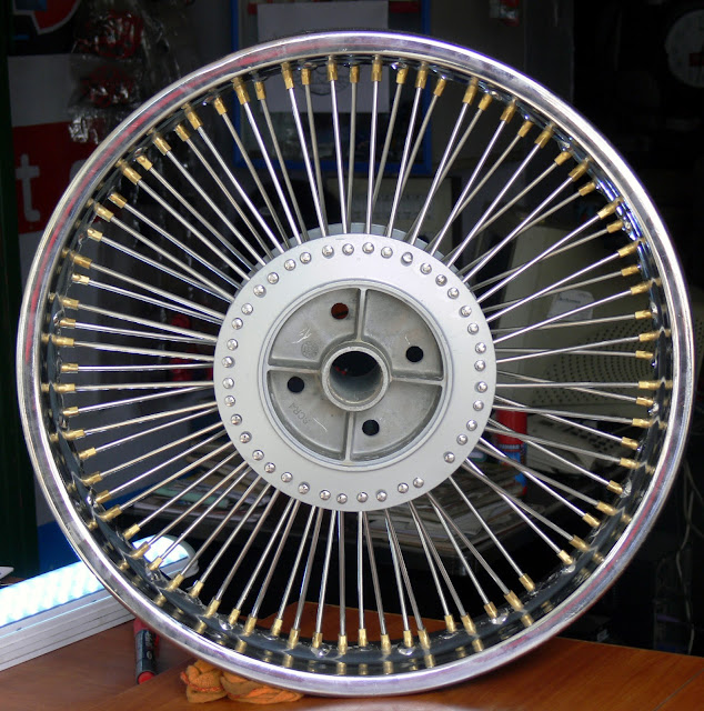 Royal Enfield Custom Wheels | custom motorcycle wheels | custom spoke wheel | Custom Wire Wheel | custom motorcycle| 19 Inch Rims | Custom 19