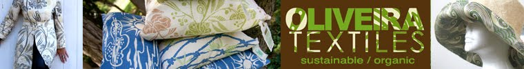 OLIVEIRA TEXTILES / Organic Fabrics For Home & Apparel