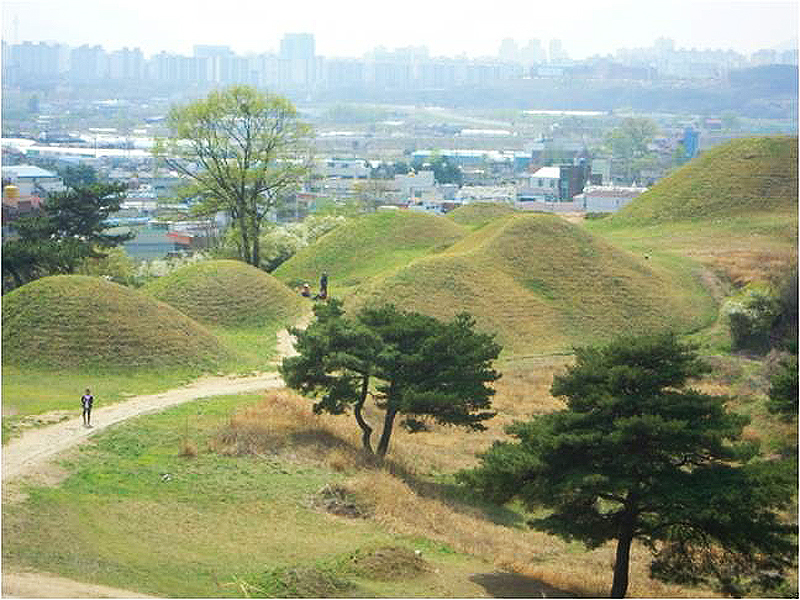 A Korean Historical Story in Mt.Palgong