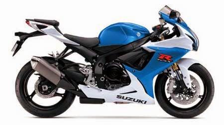 Gambar Suzuki GSX-R750