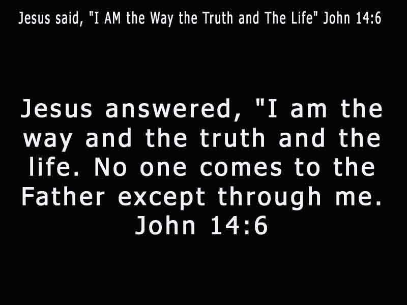 john 14 6 bible quote wallpapers desktop backgrounds free