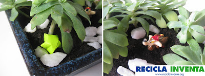 Cómo hacer un terrario por Recicla Inventa