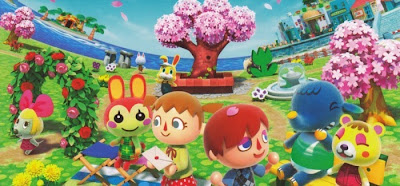 acnl animal crossing new leaf screenshot without logo