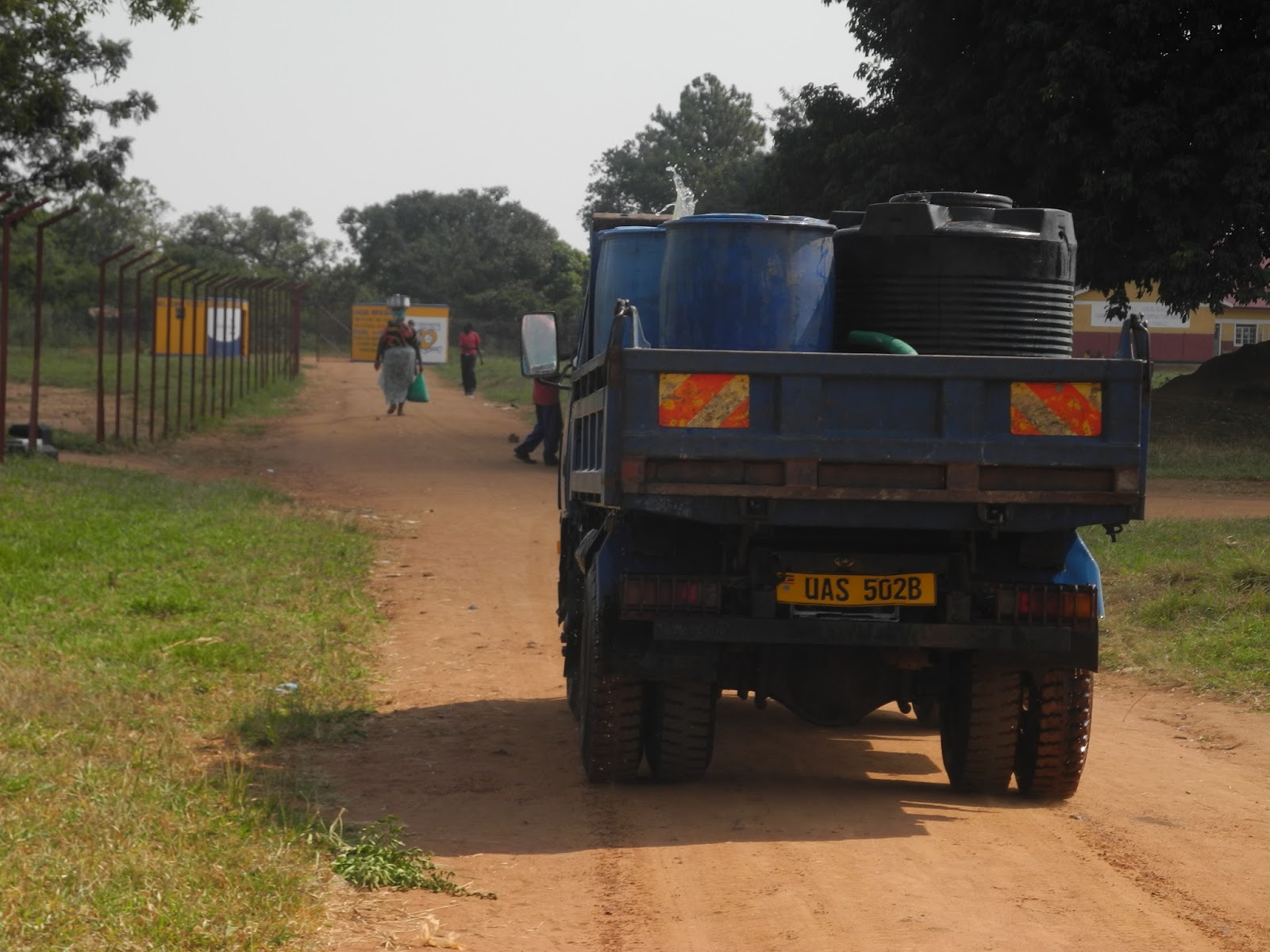 Change A Life Uganda The Story Of Water At St Lawrence School And - Uas-frances