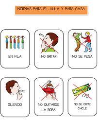 Normas para el buen funcionamiento del aula