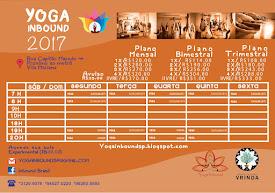 Horários e Valores Yoga Inbound Vila Mariana
