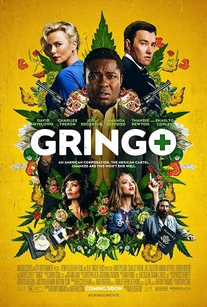 Filme Gringo - Vivo ou Morto 2018 Torrent