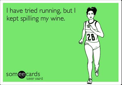 running, marathon, ecard