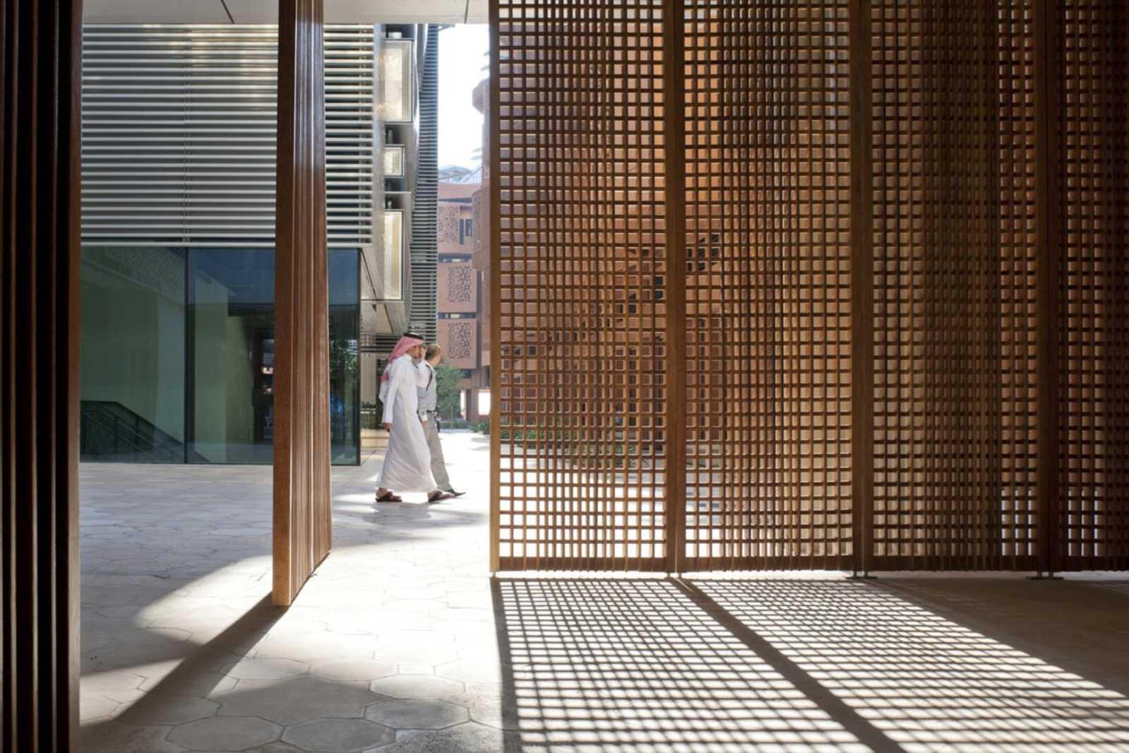 Masdar Institute By Foster Partners