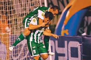 Oriente Petrolero - Ronald García, Pablo De Muner - DaleOoo.com web del Club Oriente Petrolero