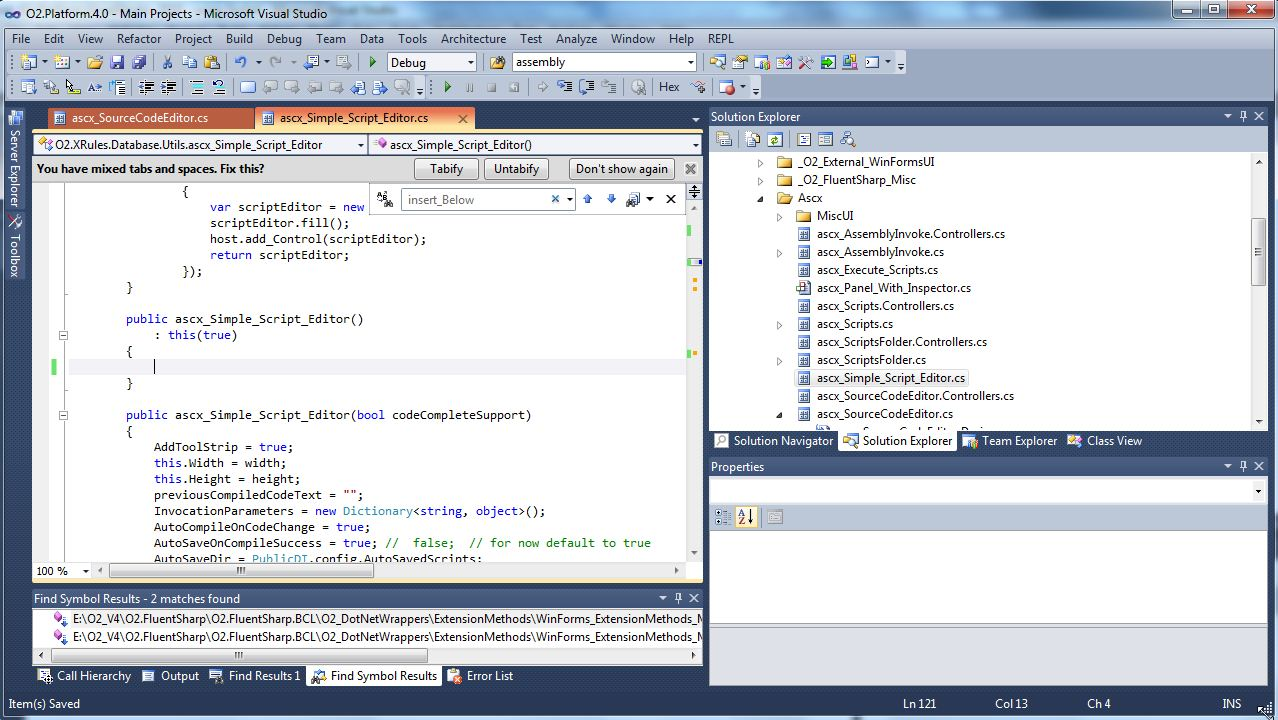 Dinis cruz blog 2012 real time programming c winforms controls in visualstudios ide ie without using f5 buycottarizona Images