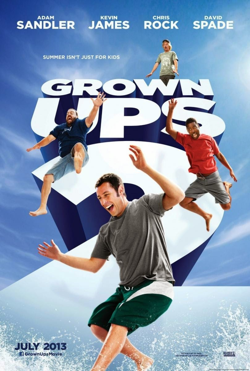 Ver Grown Ups 2 (2013) Online