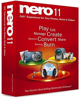 Nero Multimedia Suite v11 + Serial