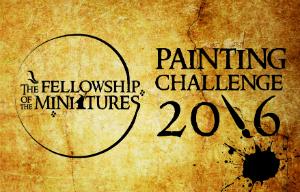 Painting Challenge 2016