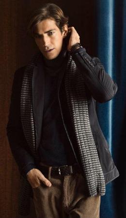 bufandas hombre moda