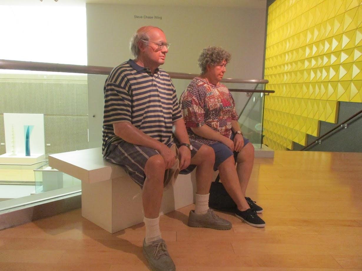 ARIZONA-PALMSPRING ART MUSEUM-HYPERRÉALISME