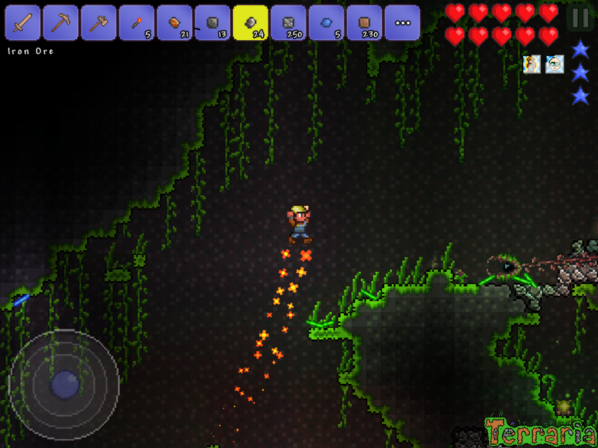 Wall Art Apk Download : Terraria apk full android premium game download