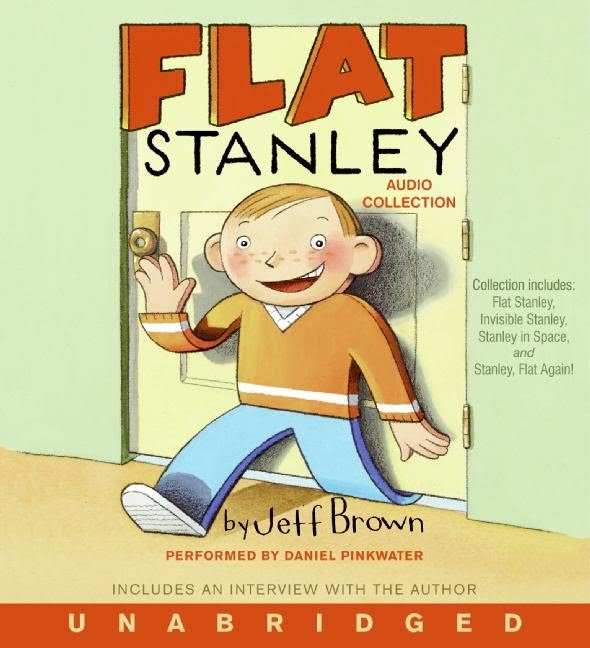 Lot of 8 Flat Stanley Chapter Books