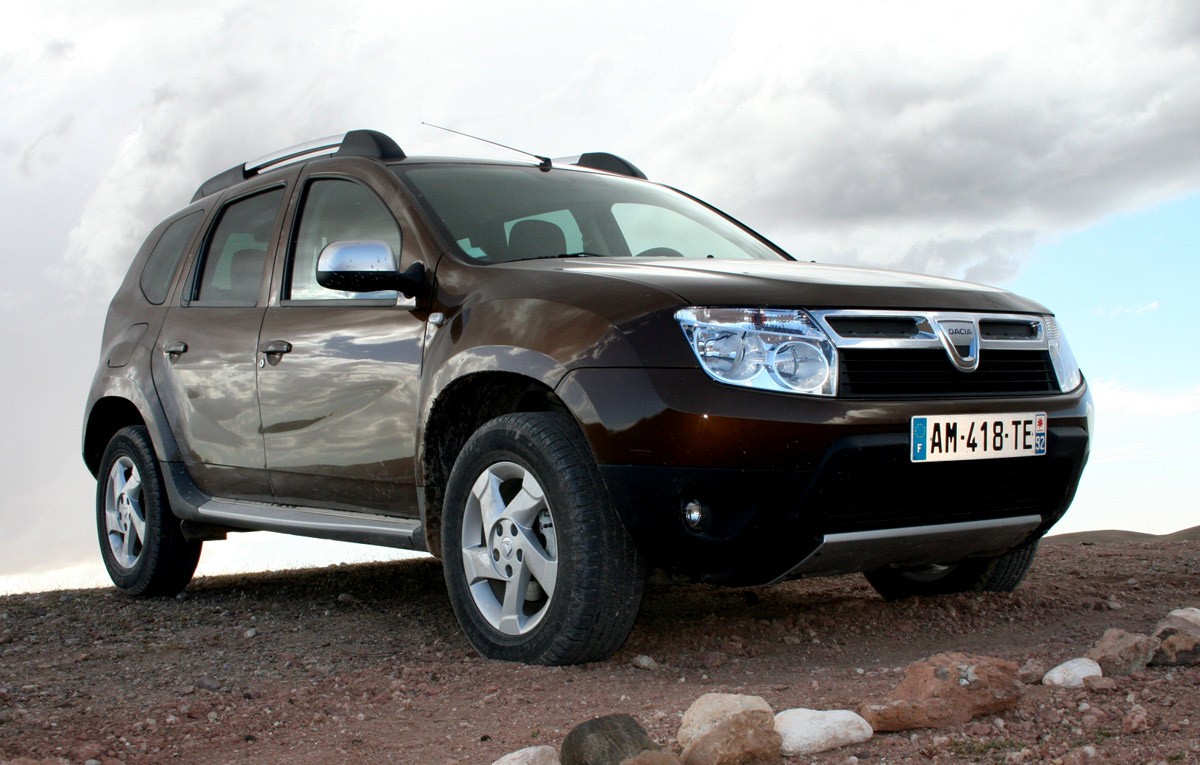 experts car dacia duster. Black Bedroom Furniture Sets. Home Design Ideas